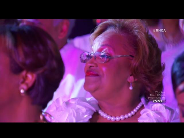 Phaedra Parks' mom