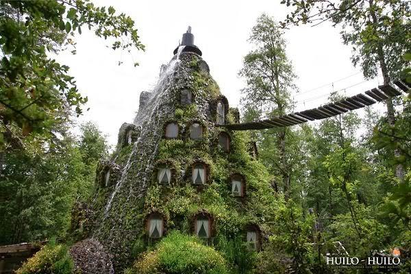 екологичен хотел