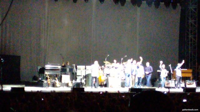 Knopfler Dire Straits 2015 Wave Hands