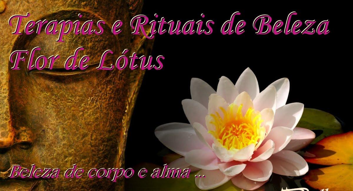 Terapias e Rituais de Beleza Flor de Lótus