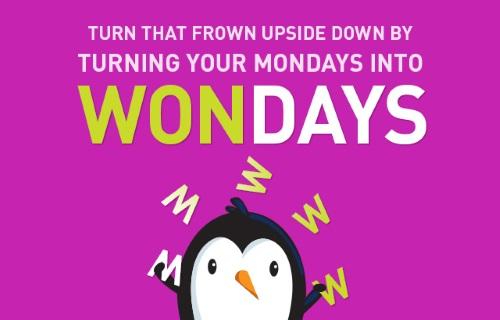 Wagjag Turning Your Mondays Into Wondays Credit Giveaway