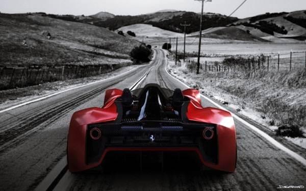 Ferrari-Aliante-Concept-back-view