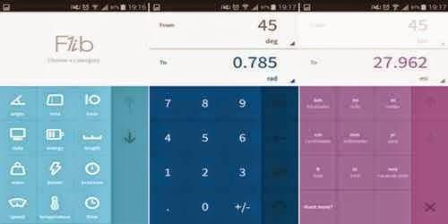 Kalkulator Statistik Android