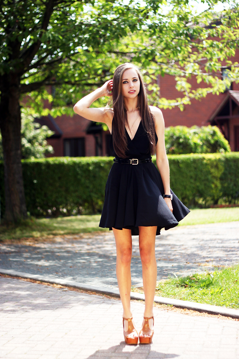 In love with fashion dresses