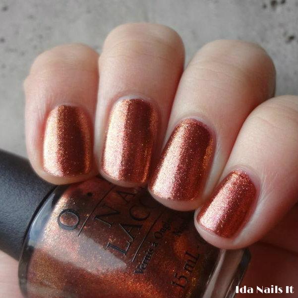 Ida Nails It: OPI Spru...