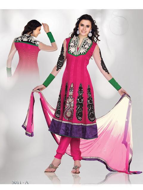 Anarkali Salwar Kameez, Latest Designer Anarkali Salwar Kameez in orissa