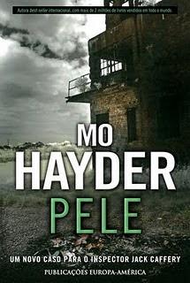 Livro Pele de Mo Hayder