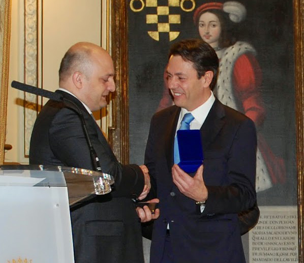 Medalla al Merito Militar de Georgia