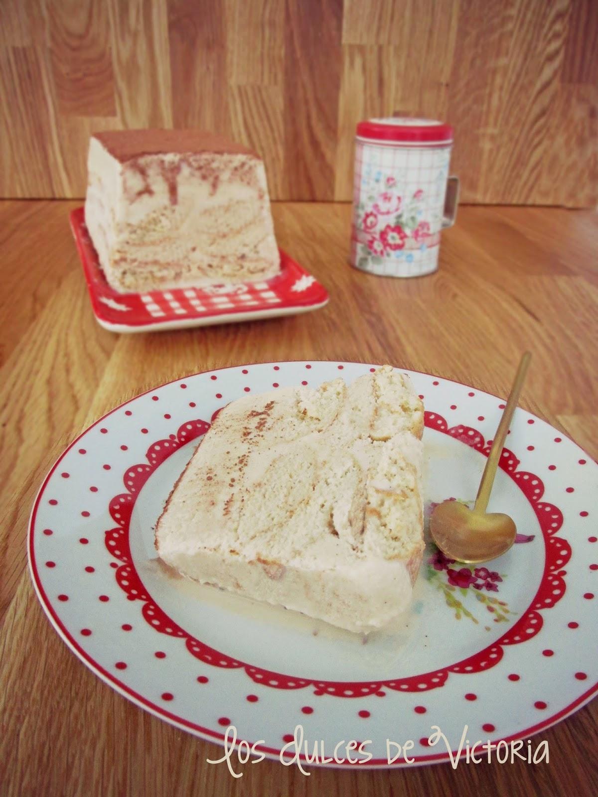 Tarta Helada de Tiramisu
