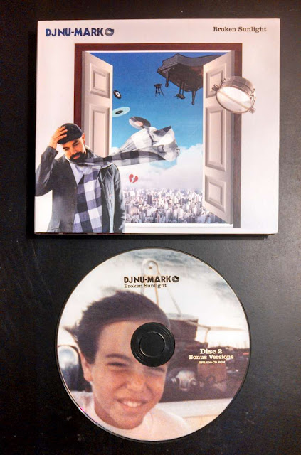 DJ Nu-Mark – Broken Sunlight (Bonus Version) (2012, 320)