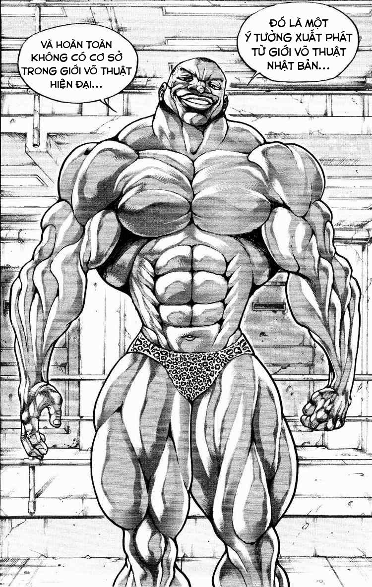 Baki - Son of Ogre chap 70 - Trang 18