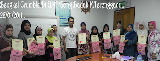 Kenangan Bengkel di Gong Badak K. Terengganu.