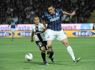 Parma vs Inter Milan