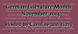 German Literature Month IV