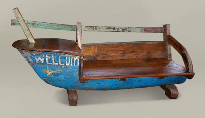 Reclaimed Wood Designs Luella London
