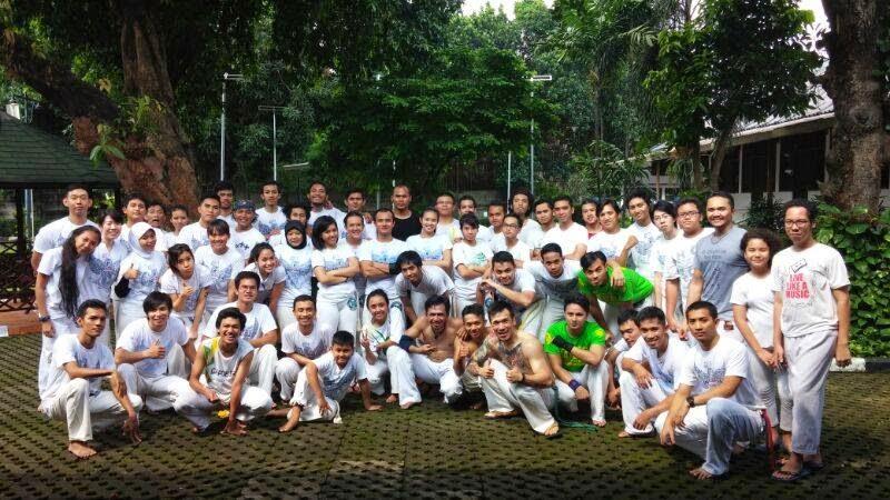 Capoeira Brasil Jakarta