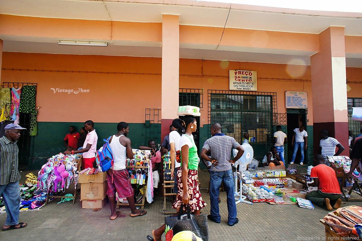 São Tomé city views聖多美市區2