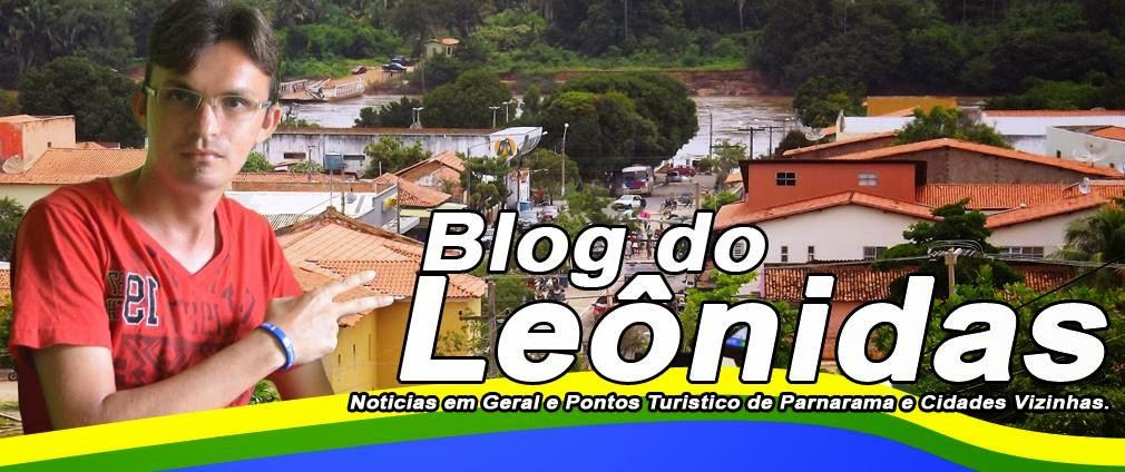 Blog do Leônidas | Noticias em Geral e Pontos Turisticos de Parnarama e Cidades Vizinhas.