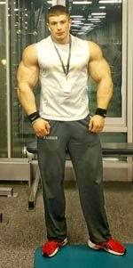 Serious Gym Stud