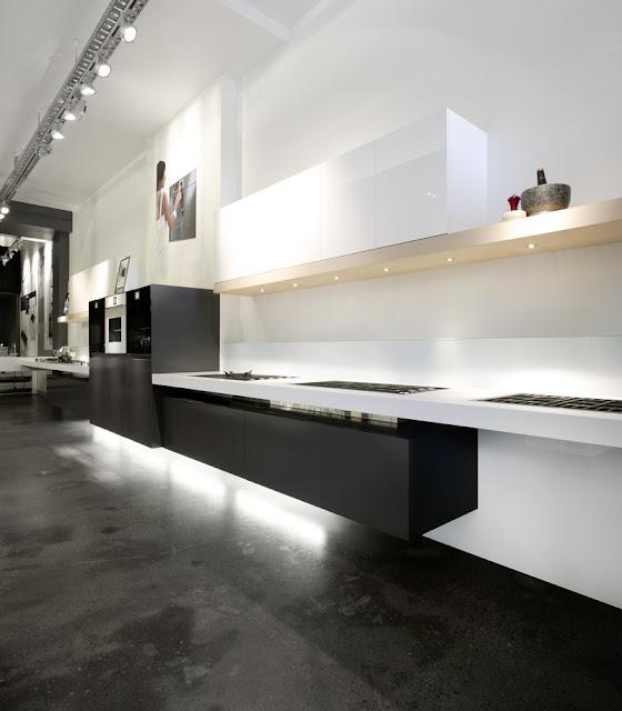 Minosa: Minosa Completes Abey Sydney Kitchen & Bathroom
