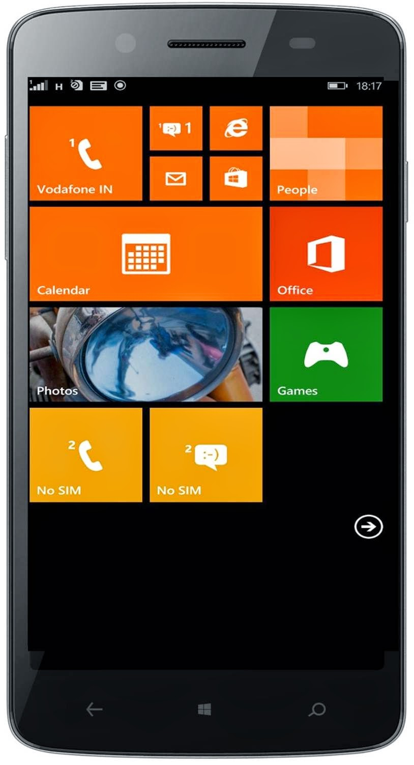 Micromax Canvas Win W121 price and Speicification- Best Budget Windows phone.