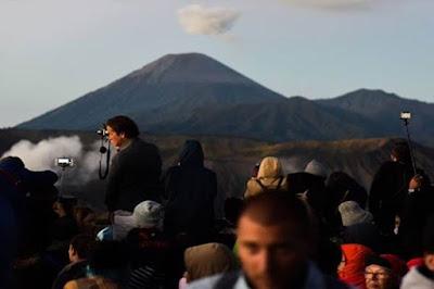 Inilah Data Perjalanan Wisatawan Nusantara Sepanjang 2015