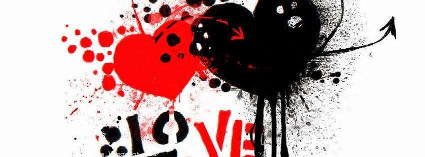 Couverture facebook histoire d'amour 7