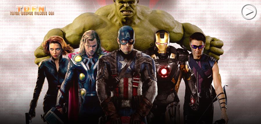 Al doilea trailer pentru continuarea epică The Avengers 2: Age Of Ultron, are multă acțiune