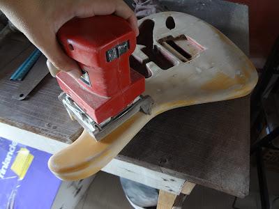 Reforma Fender Japonesa