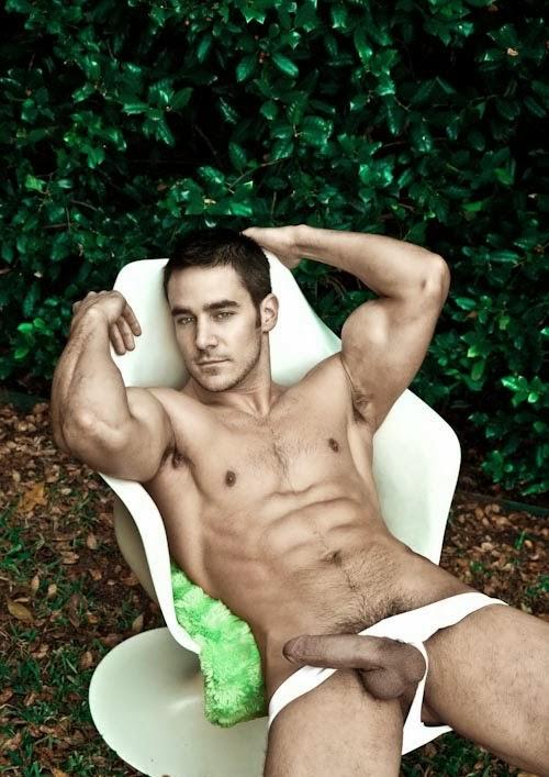 Mark Henderson Model Nude
