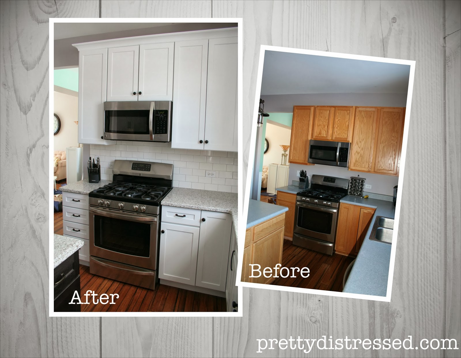 Kitchen cabinets in south elgin il - The Great Remodel Kitchen Before And After Pics