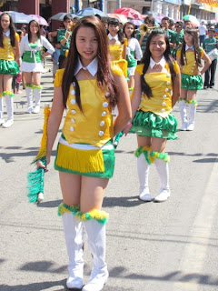 Kadayawan Festival 2012, Davao City, Pamulak Kadayawan, Indak-indak sa kadalanan, Festival, Davaoeñas, Photos, Beautiful, Pretty, Davao delights