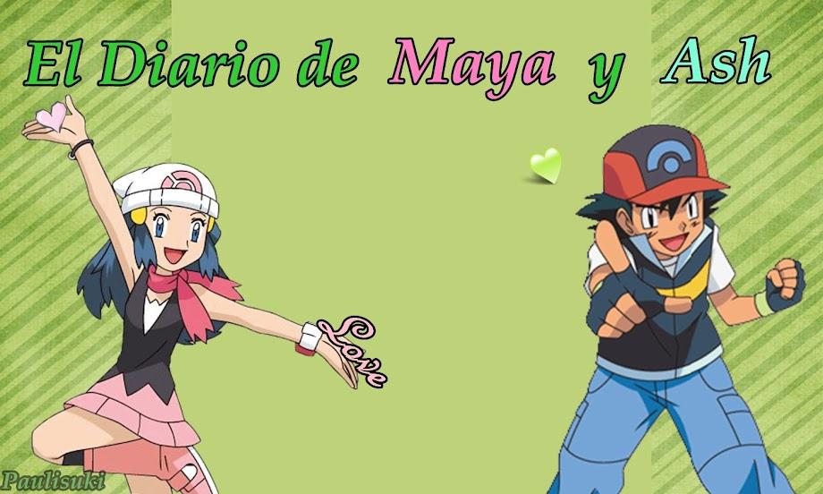 El Diario de Maya y Ash