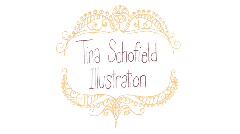 tina schofield illustration