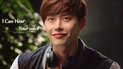 Drama I Can Hear Your Voice Lee Jong suk