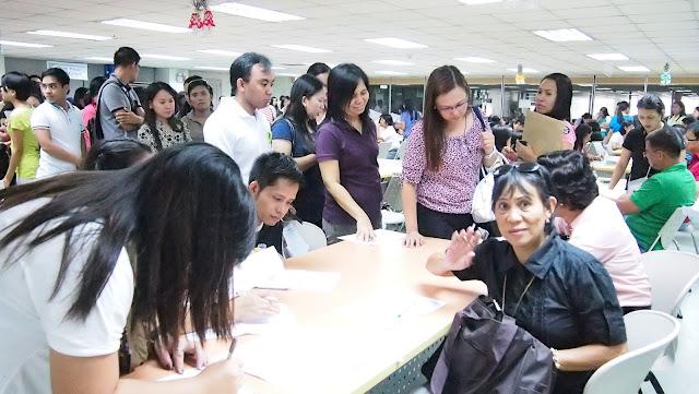enrollment scene