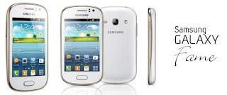 galaxy fame Samsung Galaxy Fame (Harga dan Spesifikasi)