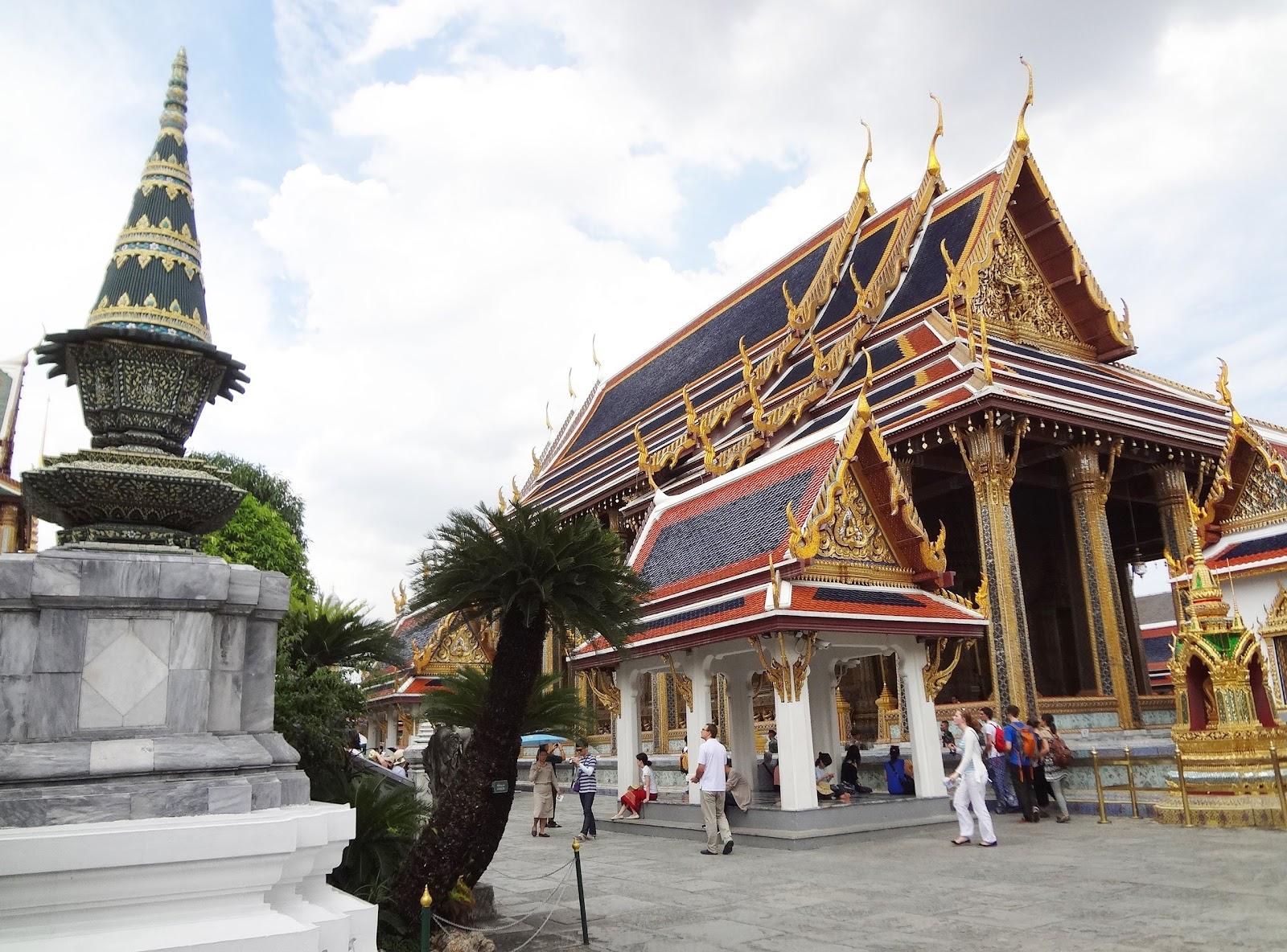 Jax Stumpes: Bangkok 6 Wat Phra Kaew & Grand Palace (6/25/2012)