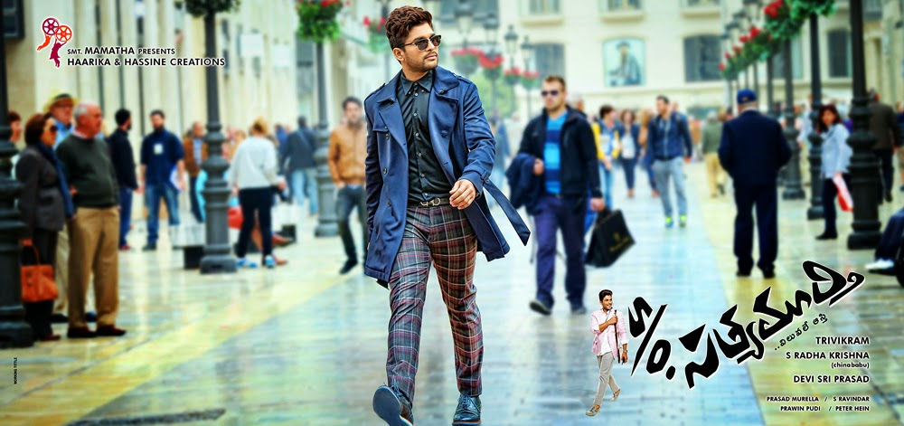 Son of Satyamurthy Movie New Wallpapers