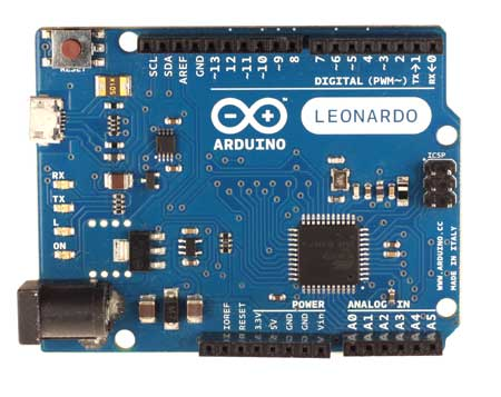 Arduino Leonardo vs Uno – What's New