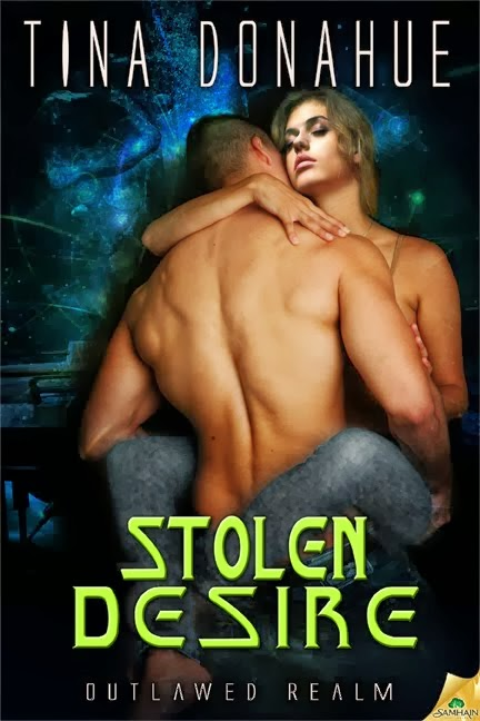 Stolen Desire - Book Four Outlawed Realm