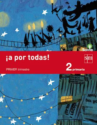 LIBROS DE TEXTO  ¡A por todas! 2 Primaria - 1 Primer Trimestre Savia SM - Edición 2015  MATERIAL ESCOLAR | Comprar en Amazon