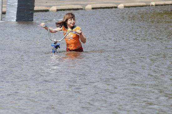 Mississippi River Flood 1993