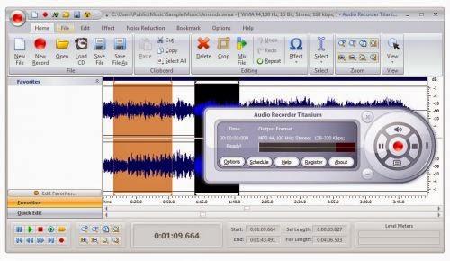 Audio-Recorder-Titanium-8.5-Portable