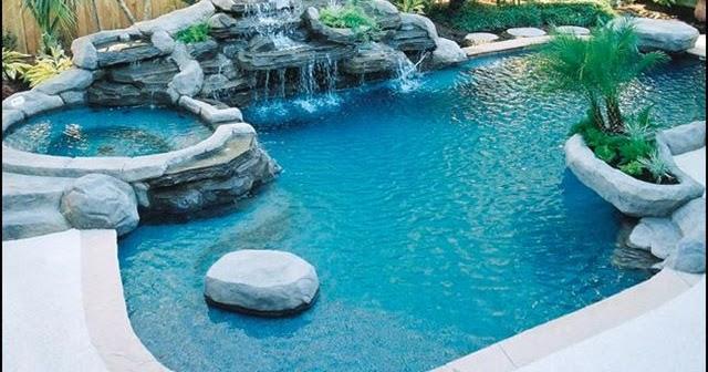 cara membuat kolam renang murah aneka varia