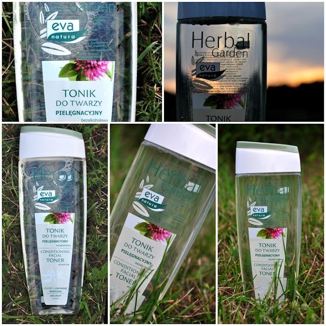 Tonik Eva Natura Herbal Garden, fot. Marta Dylicka