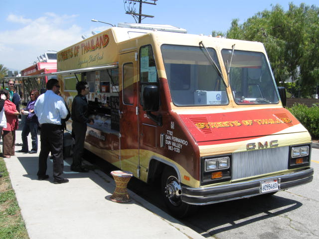 Universal Food Trucks For Friday 5 15