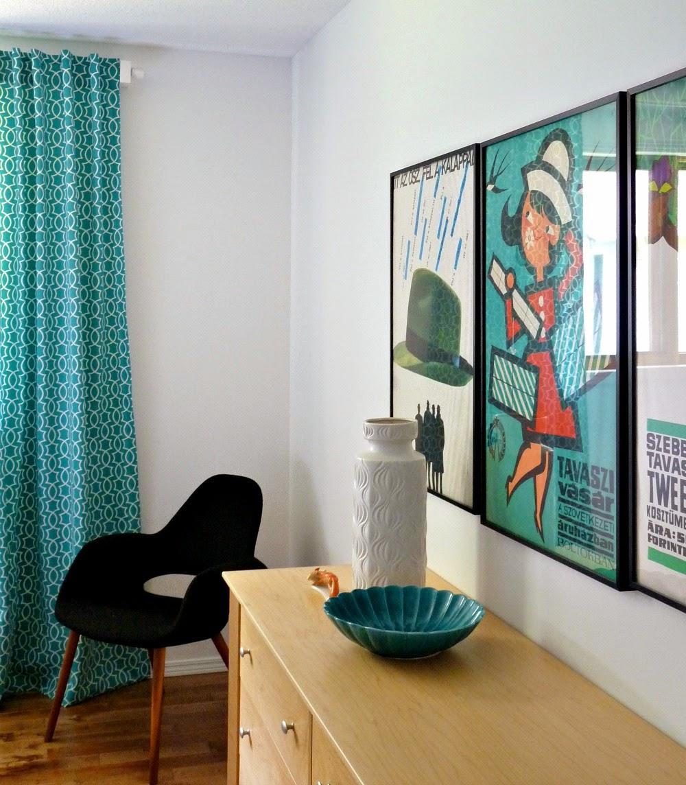 DIY Back Tab Curtain Tutorial | Dans le Lakehouse