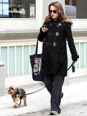 Natalie Portman Baby Daddy. Portman and her baby daddy