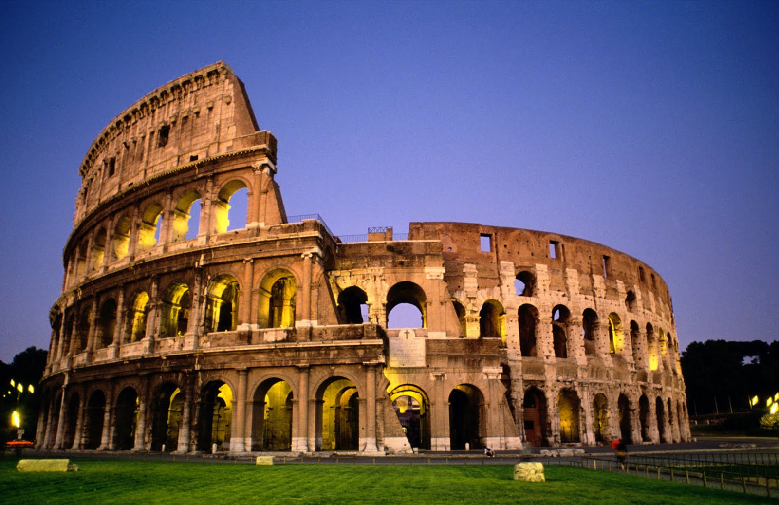 Tema 2 arte romano materiales para alumnos 2 for Fondos de pantalla 7 maravillas del mundo